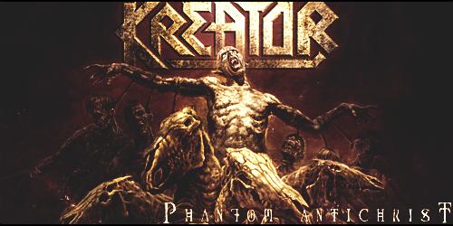 Kreator Phantom Antichrist Скачать Торрент - фото 10