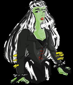 PC: Zebra Jasper (Cell Shaded)