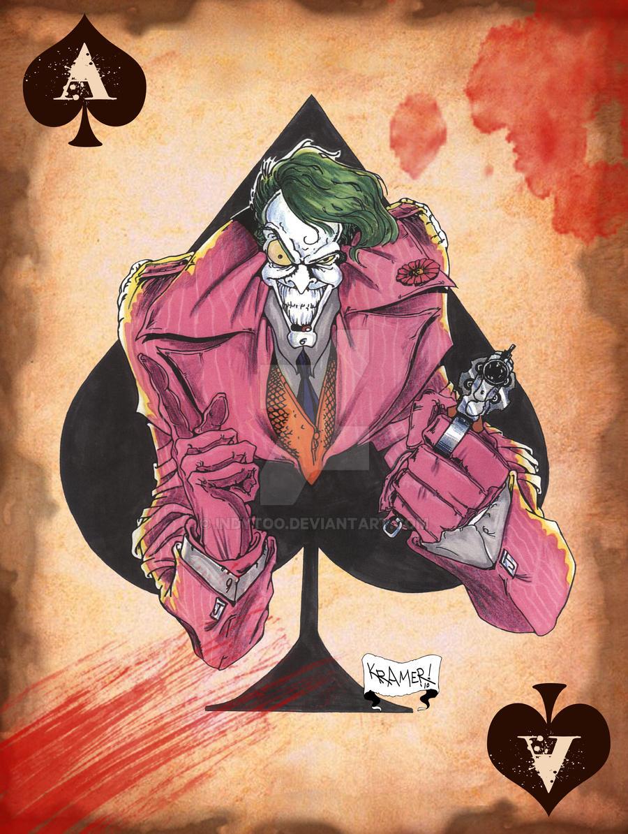 joker in war playing cards