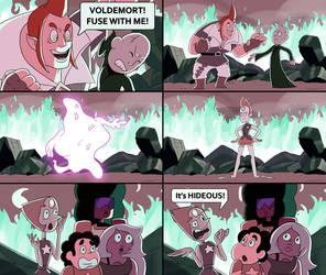 Voldemort and Groose's Fusion