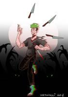 Anti and knives by vanwinczi