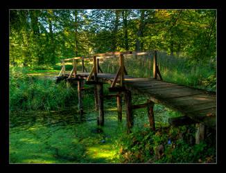 Bridge to Eden by goranbanina