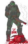 My Version Doom slayer