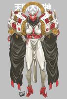 Amaterasu by obokhan