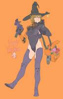 Halloween merc