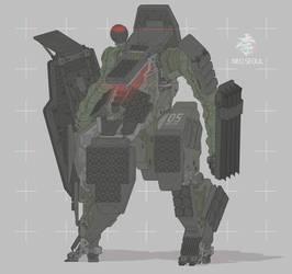 Shield titan by obokhan