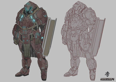 netherite armor