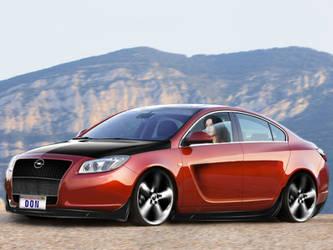 Opel Insignia by HawkDon