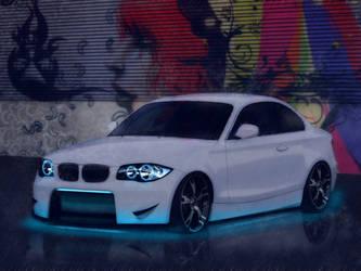 BMW 135 i by HawkDon