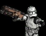 Clone Trooper (SFM) Render