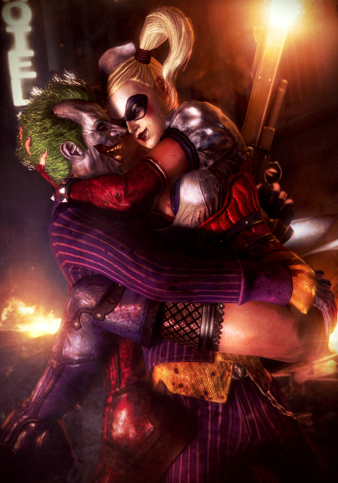 Love is a Funny Thing | Joker x Harley