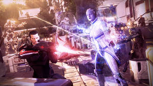 Protecting the Colony | Mass Effect