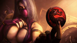 Testing Your Sight with Mileena 2