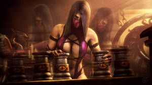 Testing Your Sight with Mileena 4