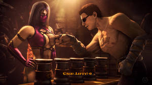 Test Your Sight with Mileena 7