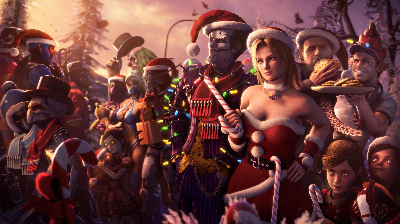 Dawn of Christmas by Urbanator