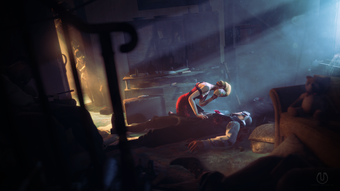 I'll See You Soon... | Bioshock by Urbanator