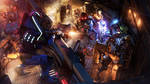 Scoped and Dropped | Mass Effect by Urbanator