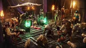 Mileena, Empress Of Outworld | Mortal Kombat