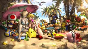 Koopa Troopa Beach | Nintendo