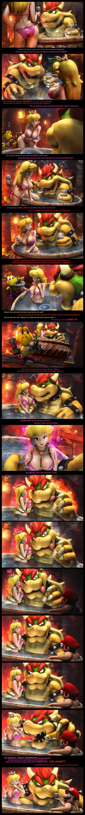 Royally Screwed | Nintendo by Urbanator
