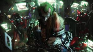 Tortured Ballad | Batman by Urbanator
