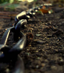 A Chain is like a Friendship.. by Kiddo0526