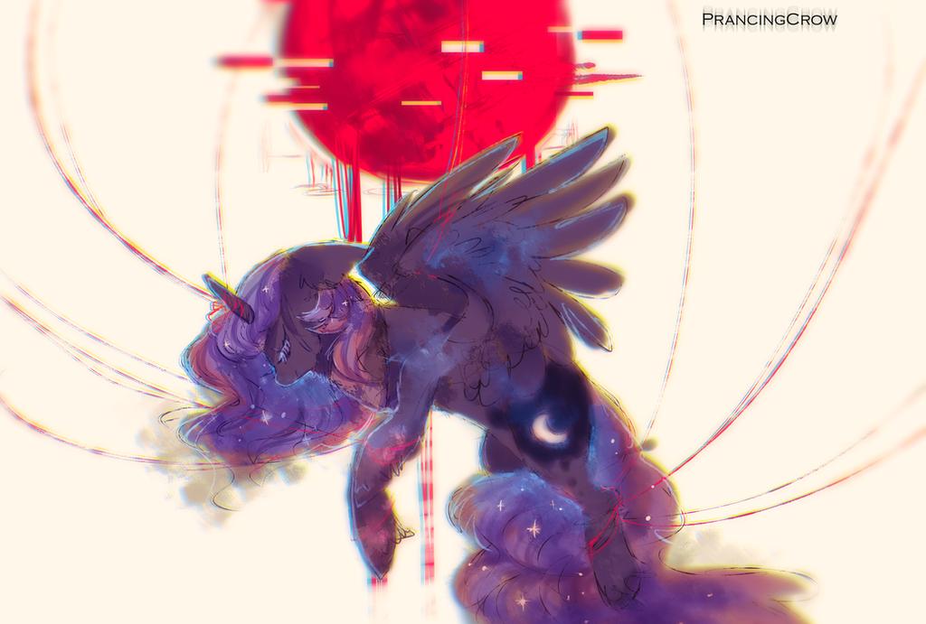 Luna Luna by PrancingCrow