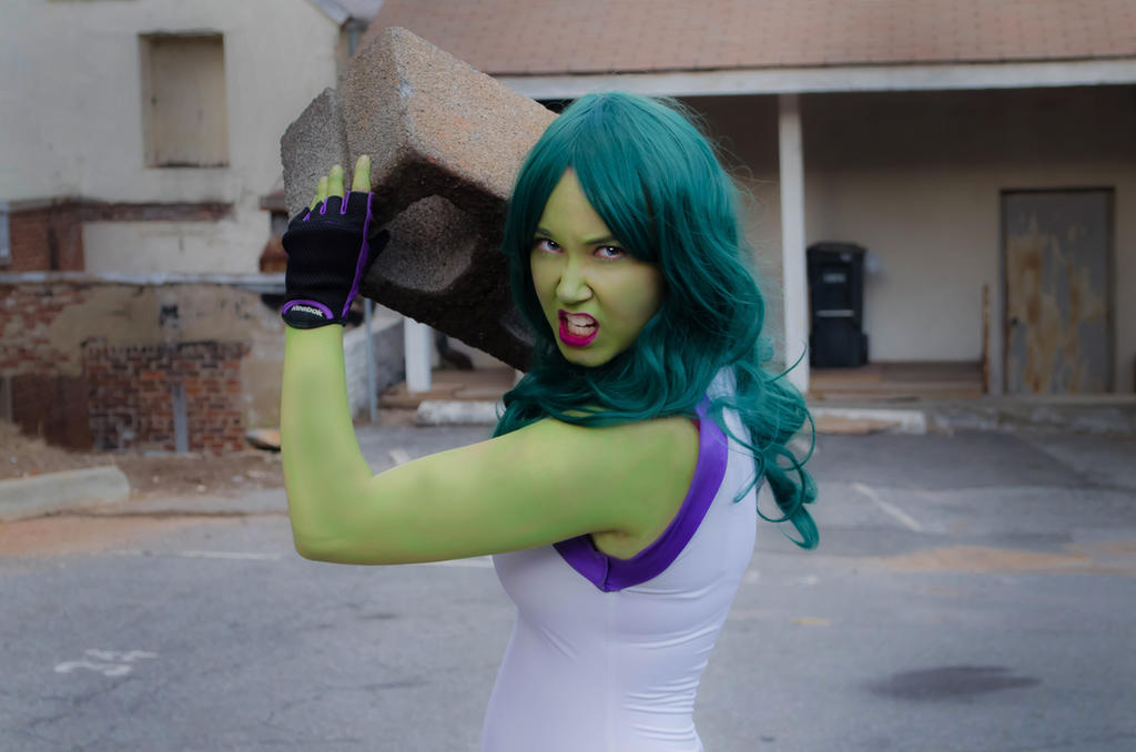 Don't Make Me Angry by mikomiscostumedworld