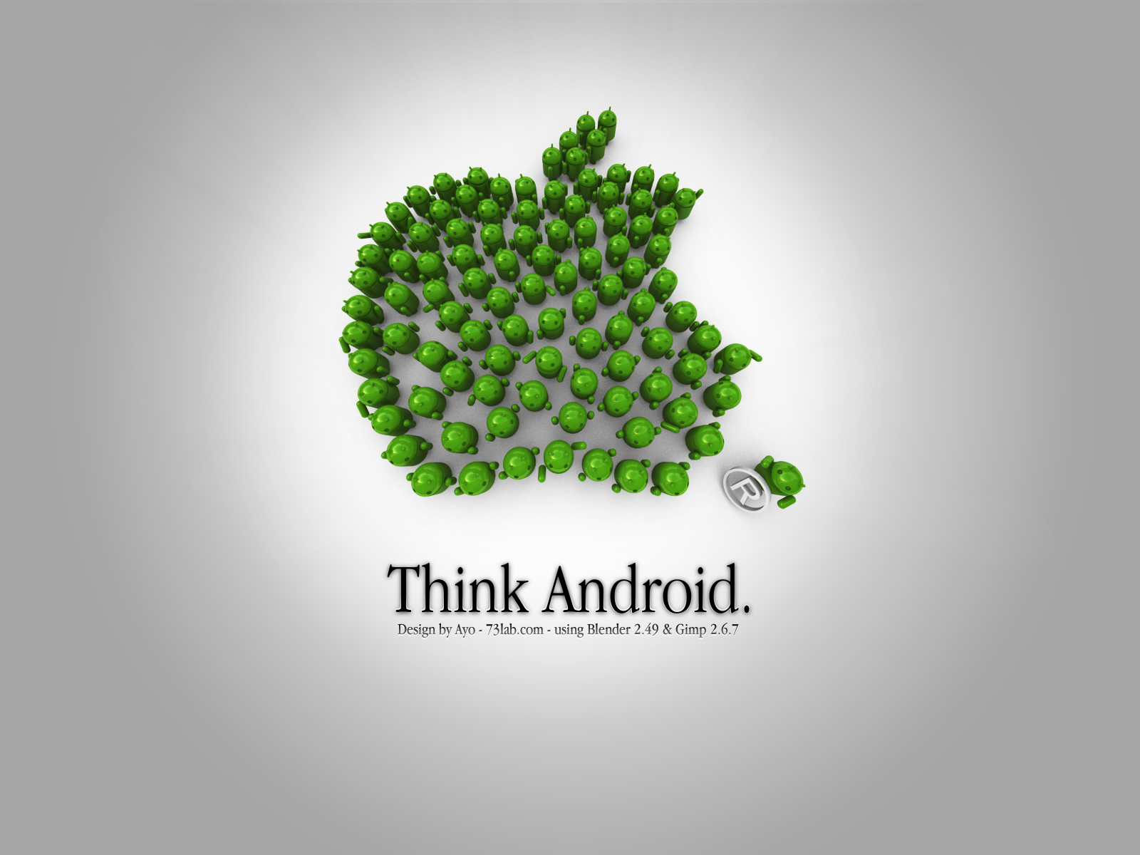 Think Android by Ayo73