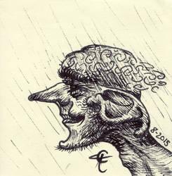 Wispy Goblin by Sylverone
