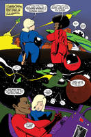 SPACE GIRLS in OUTER SPACE...the series! by darrellsan