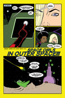 SPACE GIRLS in OUTER SPACE...page TWO!!! by darrellsan