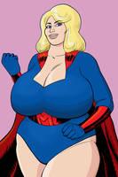 Blonde Marvel by darrellsan