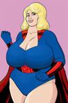 Blonde Marvel