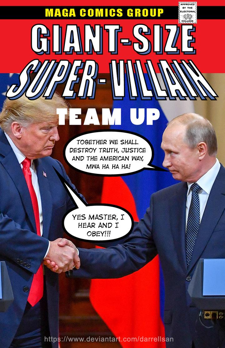 When Autocrats Collide!!!