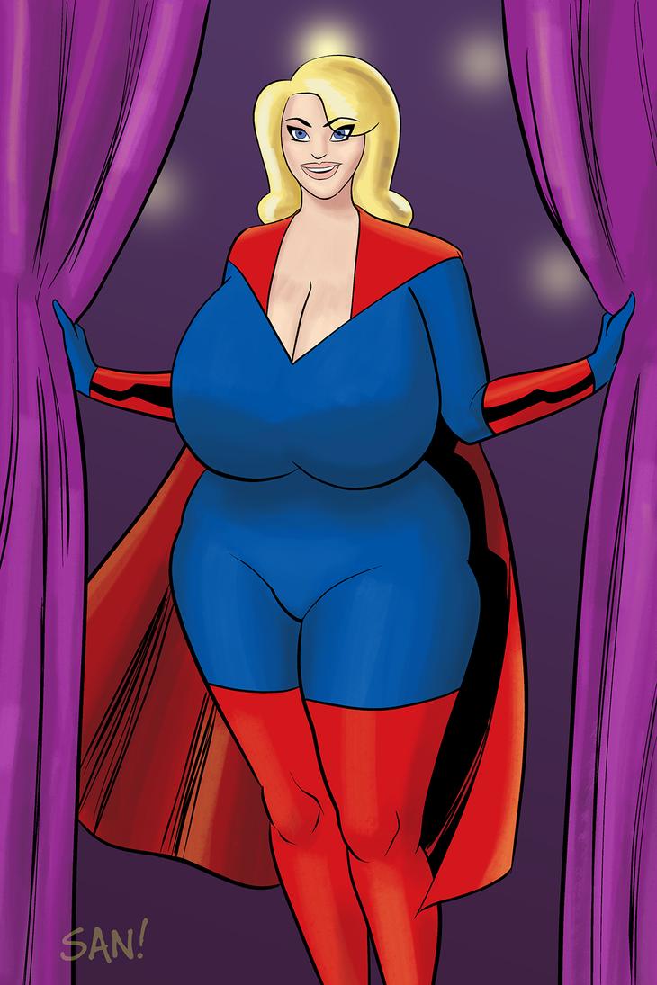 Ladies and Gentlemen Please Welcome..Blonde Marvel by darrellsan
