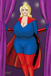 Ladies and Gentlemen Please Welcome..Blonde Marvel