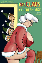 Mrs Claus Naughty But Nice by darrellsan