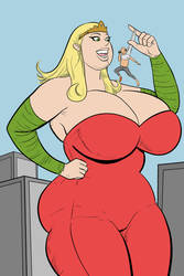 Size Queen (in color)