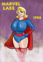 Marvel Lass 1985