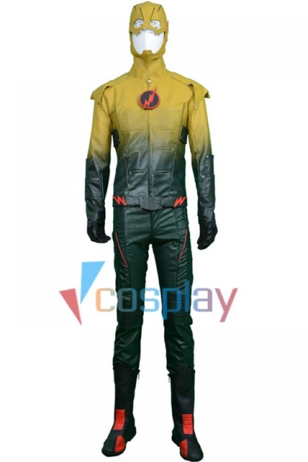 Reverse-Flash cosplay costume from Vcosplay by cossteve