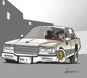 '81 Chevy Caprice by ngarage