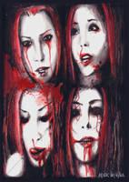 Nurse Lisa Silent Hill by AlexSvartengel