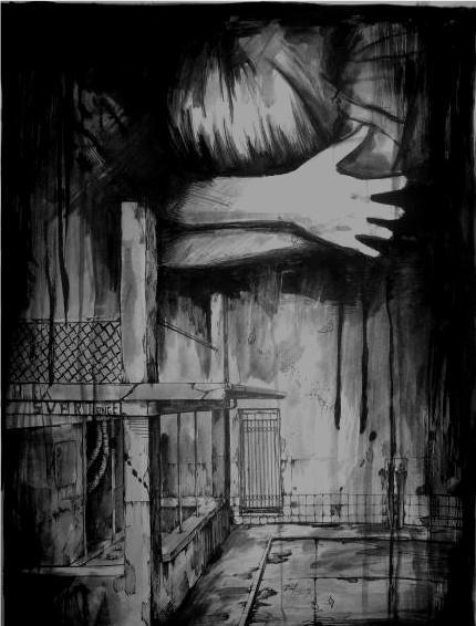 Zelfhaat by AlexSvartengel