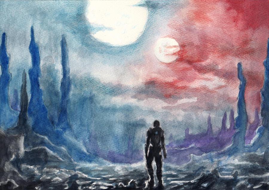 Horizons by AlexSvartengel