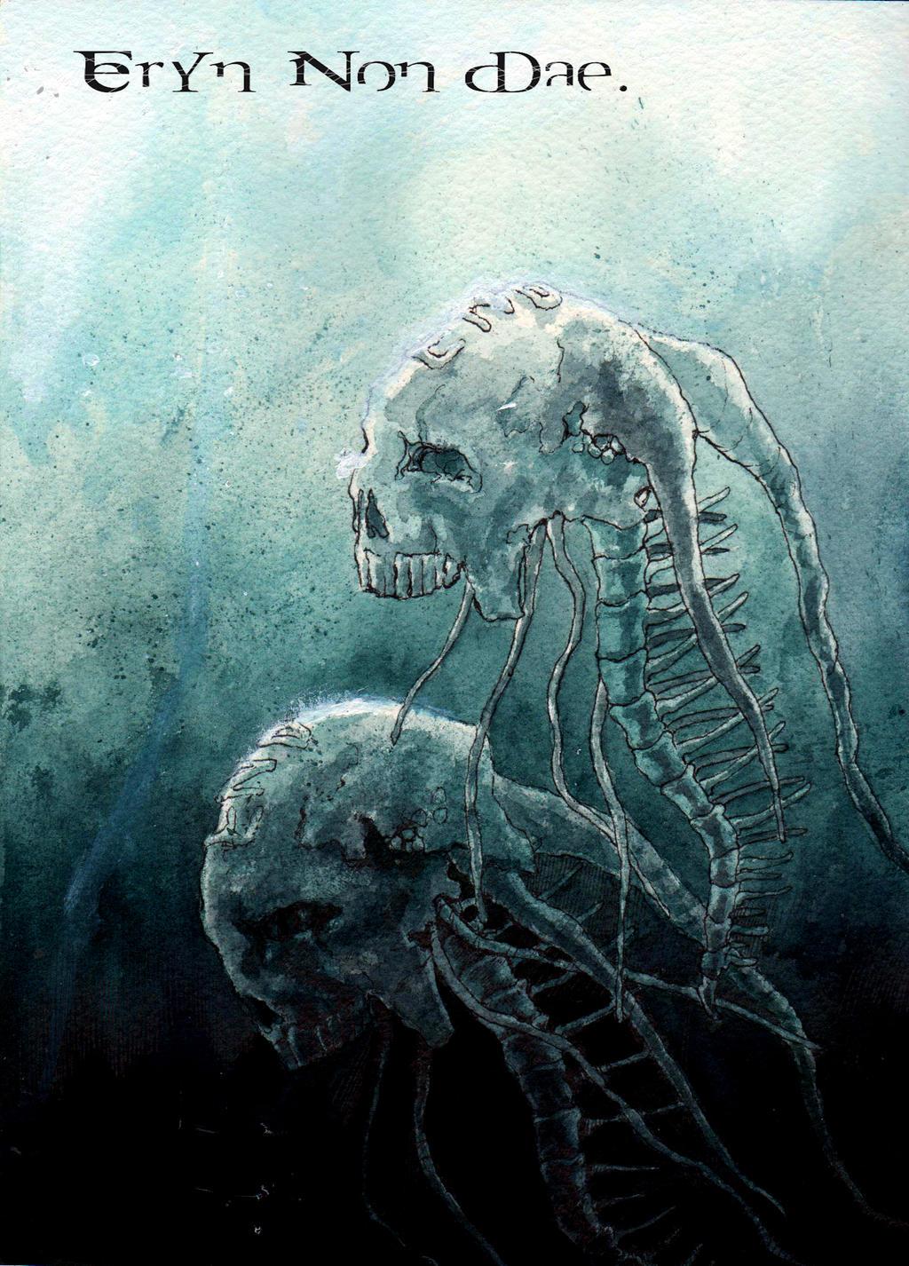 Dead Water by AlexSvartengel