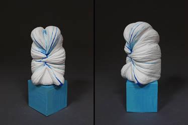 Untitled (blue) by WeirdChenDA