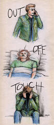 Out of Touch by WeirdChenDA