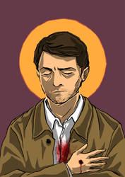 Castiel's Problem by WeirdChenDA